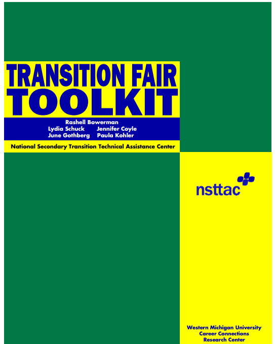 Transition Fair Toolkit