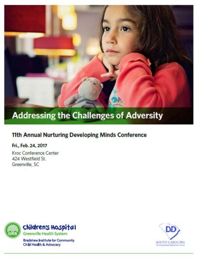 Nurturing Developing Minds Conference