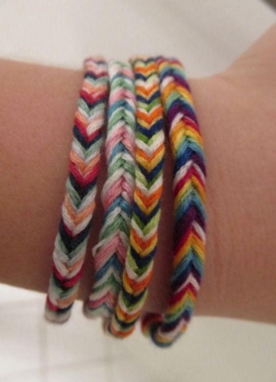 School Spirit Bracelets