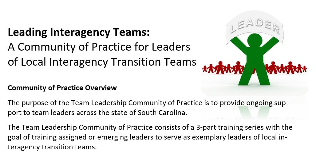Team Leader Cohort